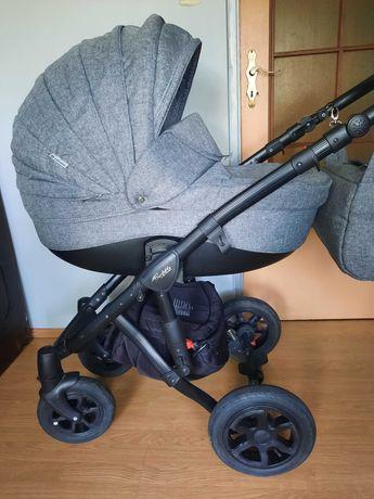 Wózek Adamex Barletta 2w1 lub 3w1 - 20 wózków w 1 miejscu !
