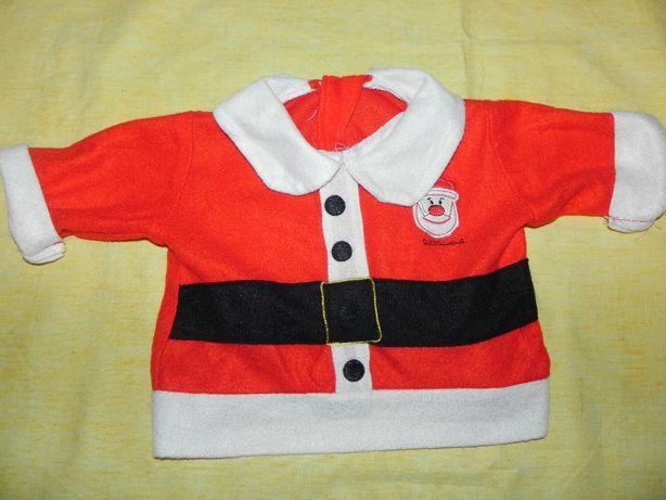 костюм санта для малышей