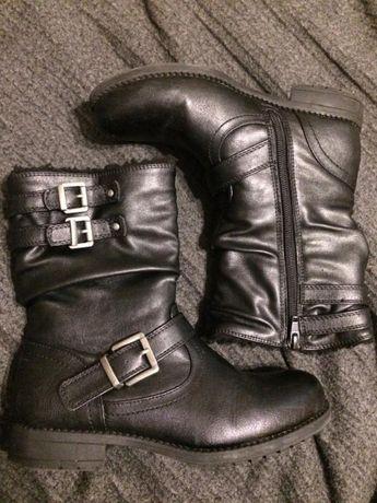 Zoey ботинки сапоги сапожки стелька 22.5 см