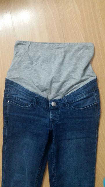 Jeansy ciążowe s