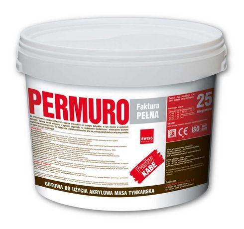 PERMURO – Akrylowa masa tynkarska KABE