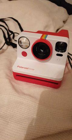 Polaroid Now czerwony