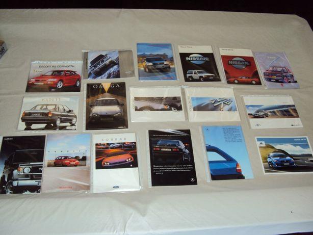 Catálogos Auto - Opel; Subaru; Volvo; Suzuki; Toyota; Nissan; Mercedes