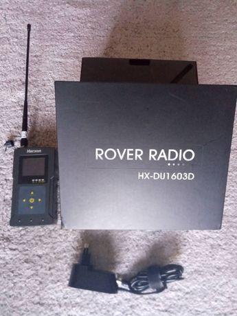 Rádio Harxon - Topografia
