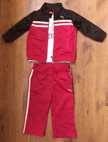 Спортивный костюм Puma для девочки (оригинал)