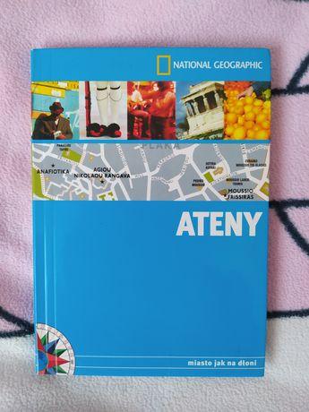 """Przewodnik """"Ateny"""" National Geographic"""