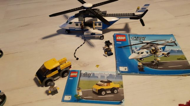 Lego City 3658