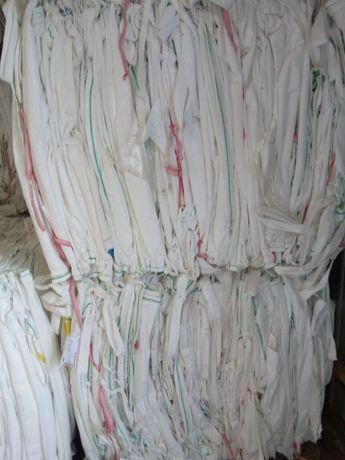 Worki Big Bag / Używane / Wymiar Worka 90x90x165 cm
