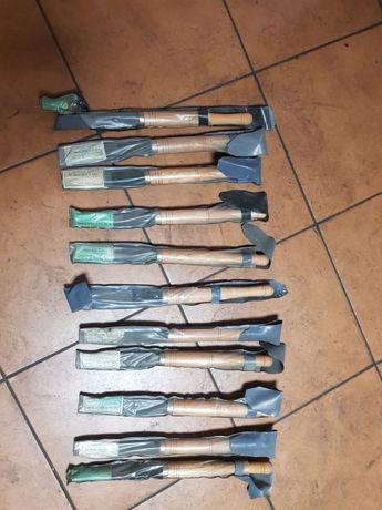 Noże tokarskie ręczne, do drewna