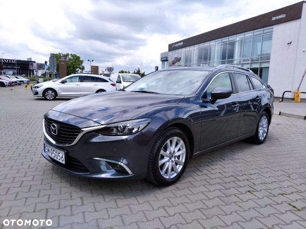 Mazda 6 2.0 165kmkombidealer Aso Mazdasalon Pllednaviskyenergyfv