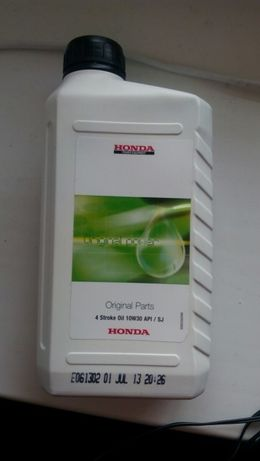 Honda 10W30
