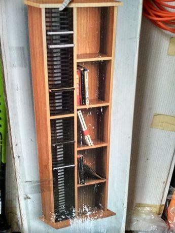Regał , półki na książki