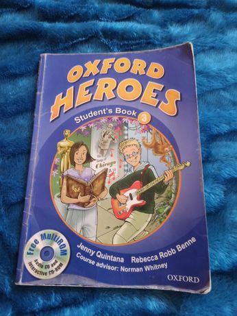 Oxford heroes 3 та workbook