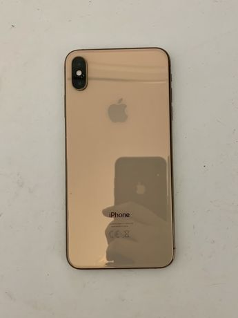iPhone XS MAX Gold - jak nowy