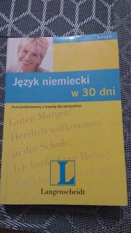 Język niemiecki w 30 dni - kurs podstawowy