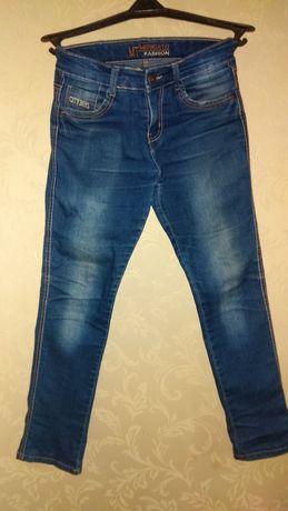 Мужские подростковые джинсы