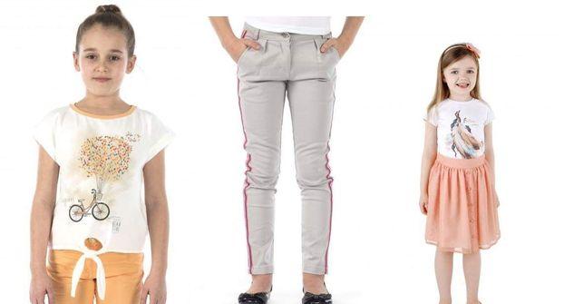Nowe spodnie bez metki z kolekcji playfull geometry firmy Wójcik