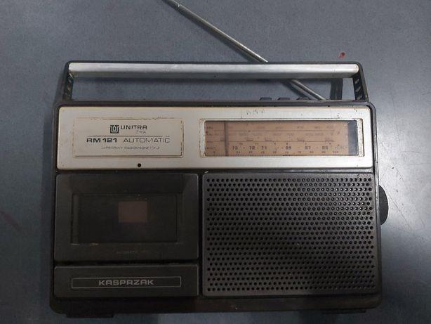 Radiomagnetofon Unitra Kasprzak RM-121
