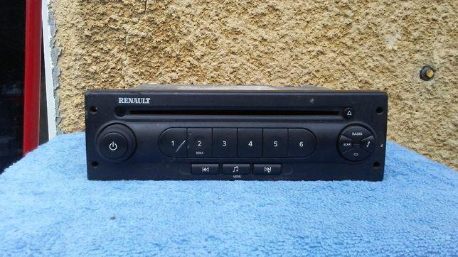 Radio oryginalne renault CD 12v