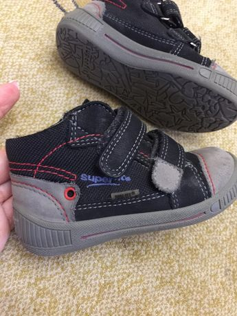 Ботинки кроссовки superfit gore tex
