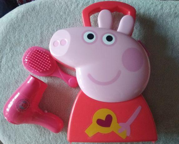 Продам детский набор парикмахера ( Свинка Peppa) для маленькой принцес