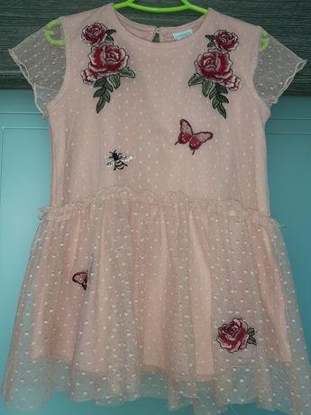 Zara H&M next lindex платье 92-98 размер 2-3 года