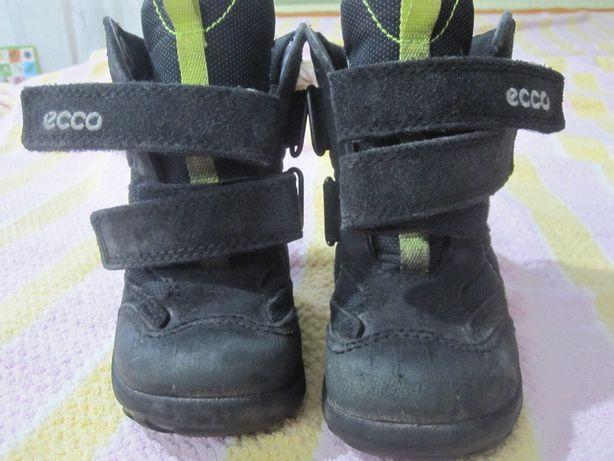 Ботинки ecco GORE - TEX