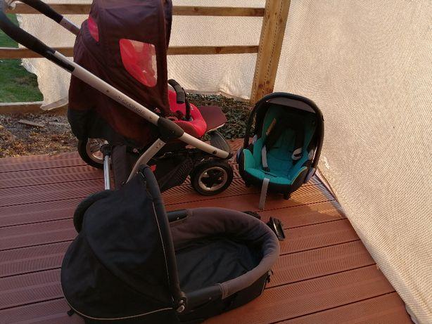 wózek MAXI COSI 4w1