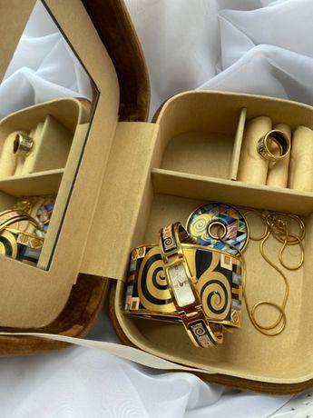 Набор Frey Wille, коллекция «Золотая Адель» Густав Климт