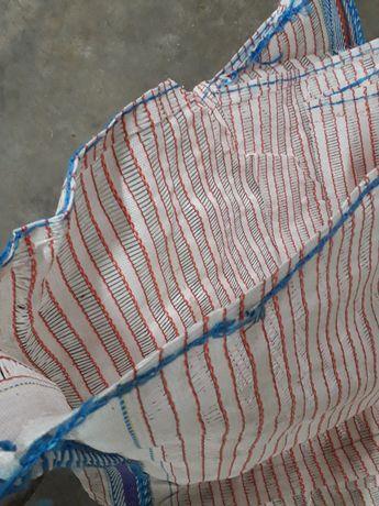 Big Bag Bagi bigi Raszlowe wentylowane na Ziemniaki cebulę 94x94x162