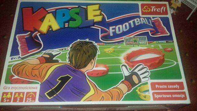 Gra zręcznościowa Kapsle Football
