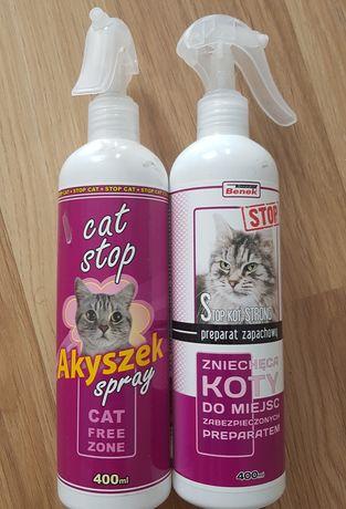 Akyszek stop kot strong spray Benek