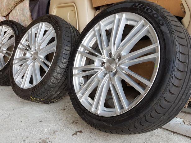 "Alufelgi 18"" 5x112 Audi a6 a3 a4 Seat Vw Mercedes WHEELWORLD WH18"
