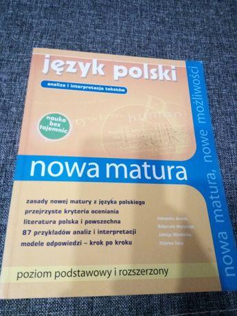 Nowa matura język polski Park Edukacja repetytorium