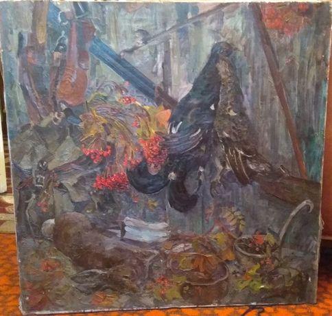 Картина ( Хивренко В.И. )Трофеи леса