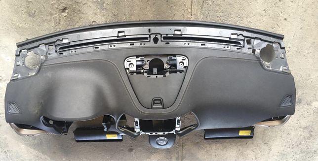Торпедо безопасность airbag  Jeep Cherokеe KL Latitude 2014