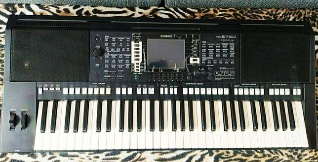 YAMAHA PSR S-750 Śliczna! Polecam! Keyboard