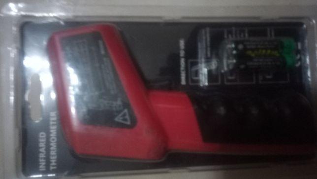 Пирометр бесконтактный цифровой инфракрасный термометр