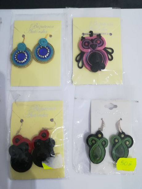 Biżuteria Amatorska Sutasz Handmade