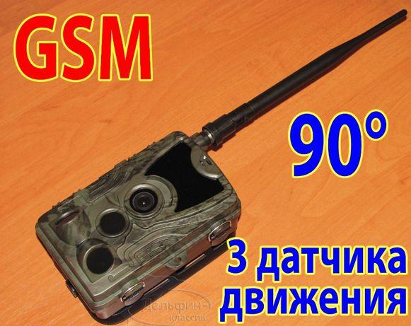 Фотоловушка HC801M GSM фото видео камера для охоты