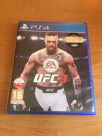 Sprzedam UFC 3 na Ps4