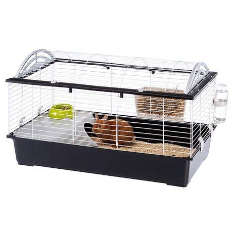 FERPLAST CASITA 100 DUŻA Klatka dla królik świnki