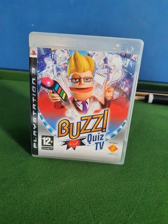 Ps3 Buzz Quiz TV Gra dla dzieci Buzzerrs PlayStation 3 igła