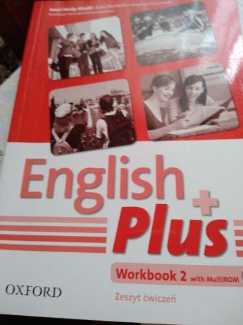English plus 2 ćwiczenia