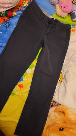 Серые штанишки брючки коротенький фасон