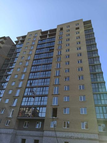 Квартира з панорамною лоджією в 3 секції ЖК ГРАФСЬКИЙ