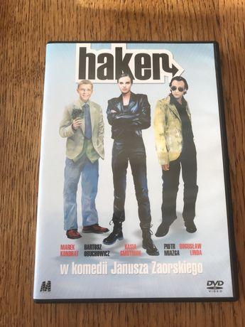 Haker film dvd nowy