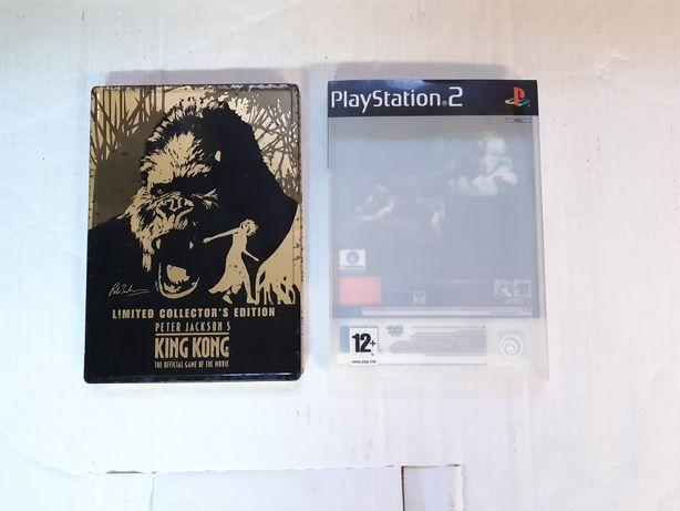 Edição Limitada do jogo King Kong