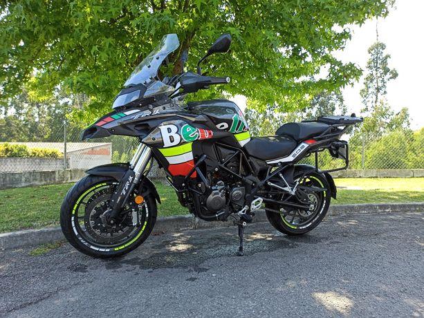 Benelli Trk 502 -  como nova
