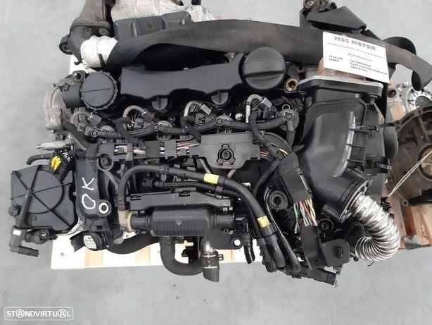 Motor Peugeot Partner 206 207 306 307 308 407 Citroen C4 C5 Berlingo 1.6Hdi 110Cv Ref. 9HZ